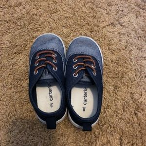 Boys us size 8 toddler boat shoes